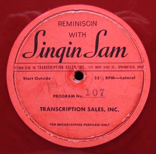 transcription label